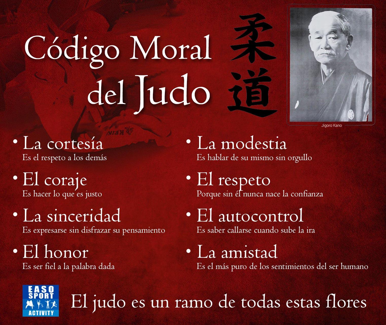 Código moral del Judo